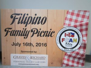 Filipino Family Picnic